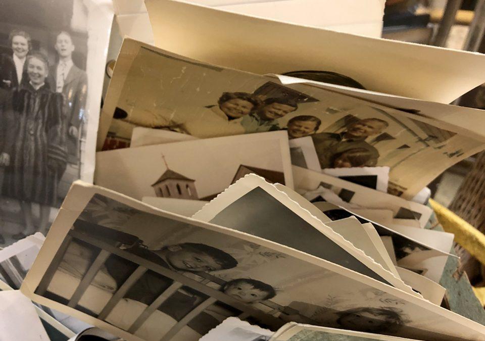 Organizing Print Photos