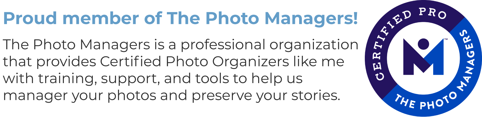 the photo managers